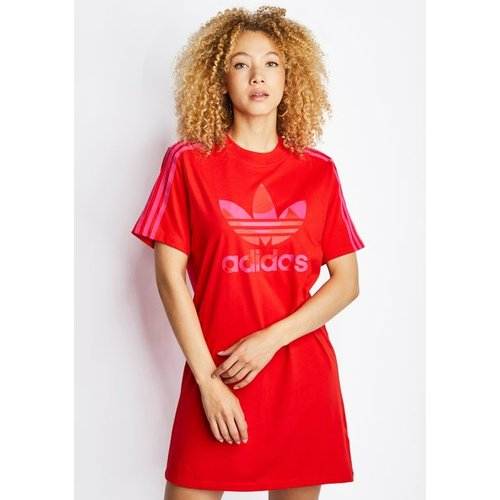 Marimekko Trefoil Print Infill Tee Dress - T-Shirts - Adidas - Modalova