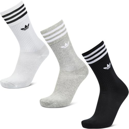 Pack Crew - Unisexe Chaussettes - Adidas - Modalova