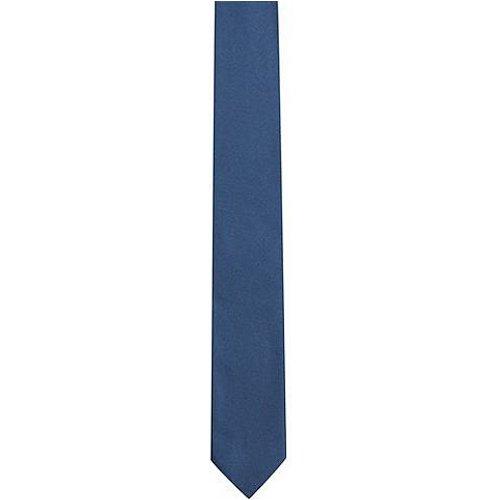 Cravate en twill de pure soie - HUGO - Modalova