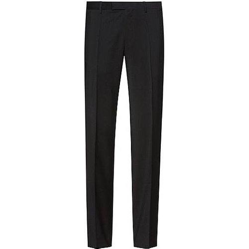 Pantalon Regular Fit en laine vierge naturellement stretch - HUGO - Modalova