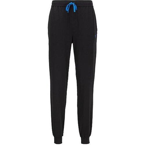 Pantalon d'intérieur resserré au bas des jambes, en coton stretch - Boss - Modalova