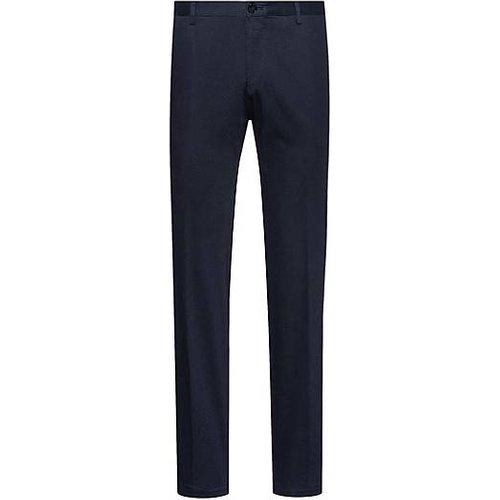 Pantalon SlimFit en coton stretch légèrement délavé - HUGO - Modalova