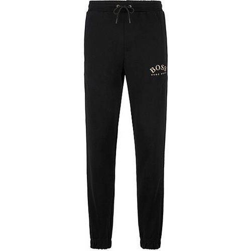 Pantalon de jogging Slim Fit à logo et bas de jambes resserrés - Boss - Modalova