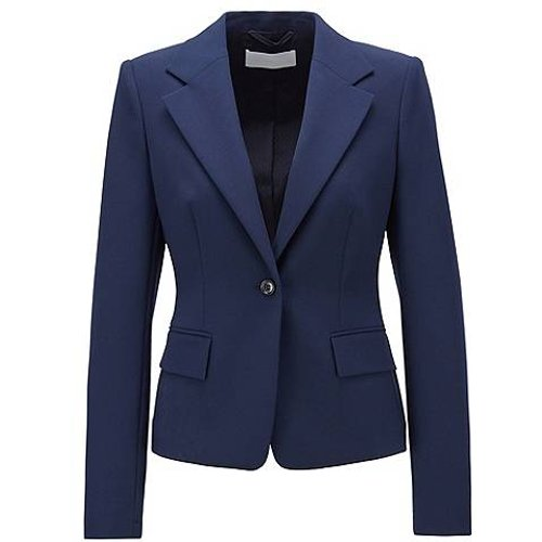 Veste Regular Fit en twill stretch portugais - Boss - Modalova