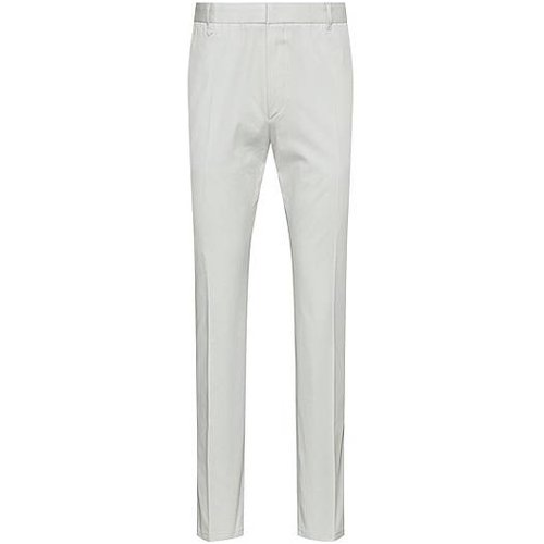 Pantalon Extra Slim Fit en coton stretch avec passants - HUGO - Modalova
