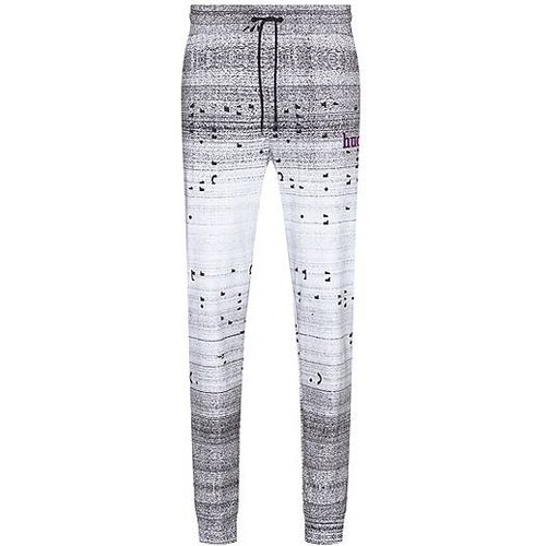 Pantalon de survêtement mixte à imprimé intégral - HUGO - Modalova