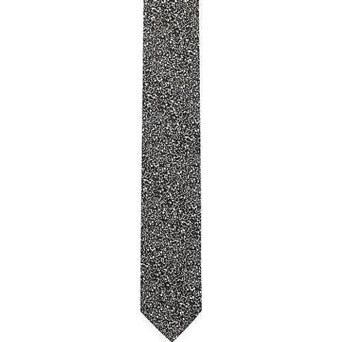 Cravate en jacquard de soie au motif abstrait - HUGO - Modalova