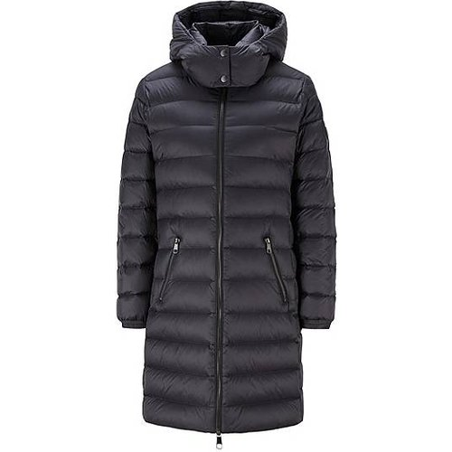 Manteau longue pliable en tissu déperlant - Boss - Modalova