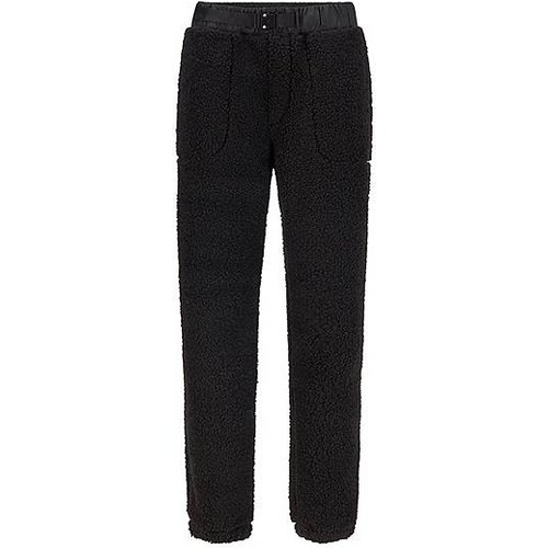 Pantalon de survêtement en molleton avec poche zippée au dos - Boss - Modalova