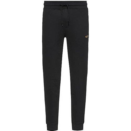 Pantalon de survêtement en molleton avec logo brodé de la nouvelle saison - HUGO - Modalova