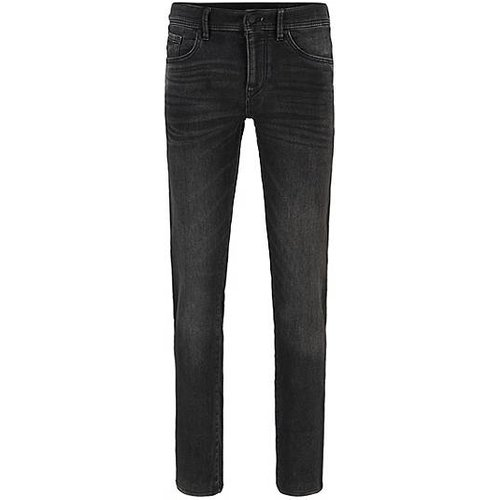 Jean Skinny Fit en maille denim - Boss - Modalova