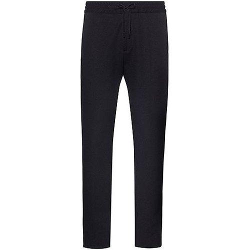 Pantalon Extra Slim Fit en tissu stretch structuré - HUGO - Modalova