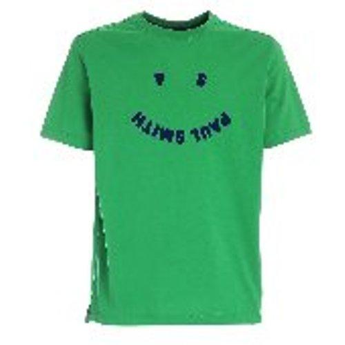 T-Shirt - Ps Happy - PS BY PAUL SMITH - Modalova