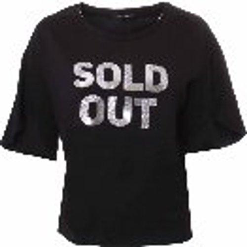 T-Shirt - Noir - Liu Jo - Modalova