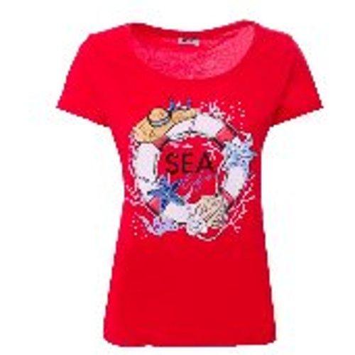 T-Shirt - Rouge - Liu Jo - Modalova