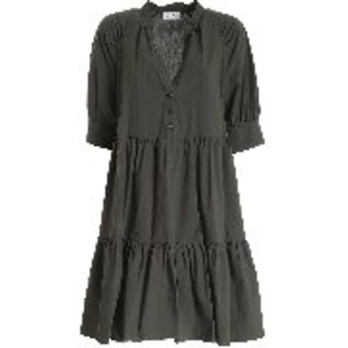 Robe Au Genou - Vert - OTTOD'AME - Modalova