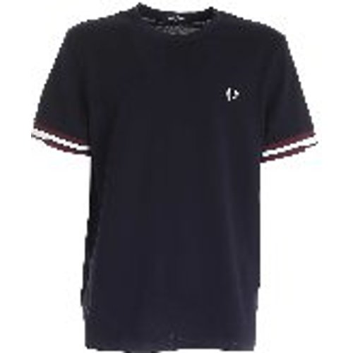 T-Shirt - Bleu - Fred Perry - Modalova