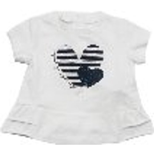 T-Shirt - Blanc - Liu Jo Junior - Modalova