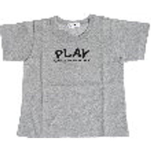 T-Shirt - Gris - Comme des Garçons Play - Modalova