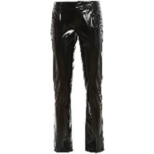 Pantalons En Cuir - Sandy - Gianluca Capannolo - Modalova
