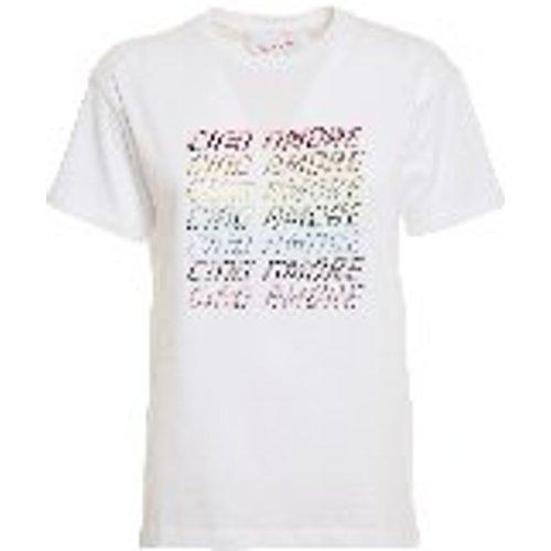 T-Shirt - Blanc - GIADA BENINCASA - Modalova