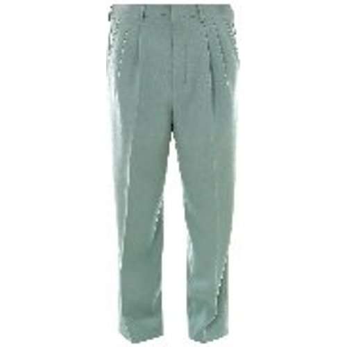 Pantalons Decontractes - Vert - AMI ALEXANDRE MATTIUSSI - Modalova