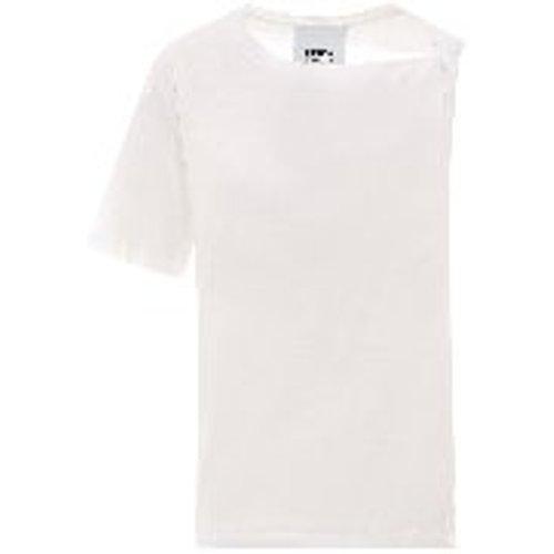T-Shirt - Blanc - Erika Cavallini - Modalova