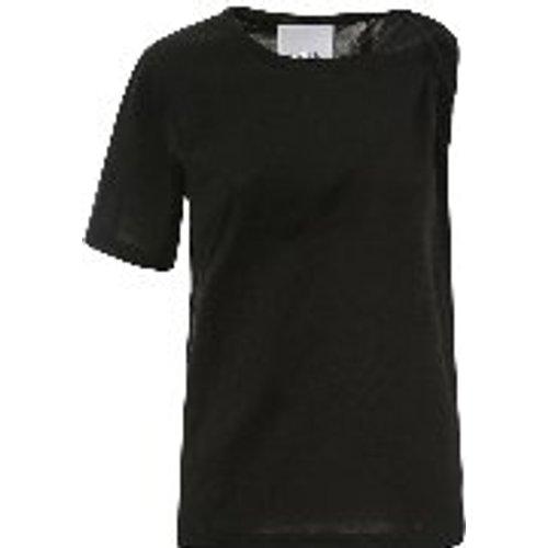 T-Shirt - Noir - Erika Cavallini - Modalova