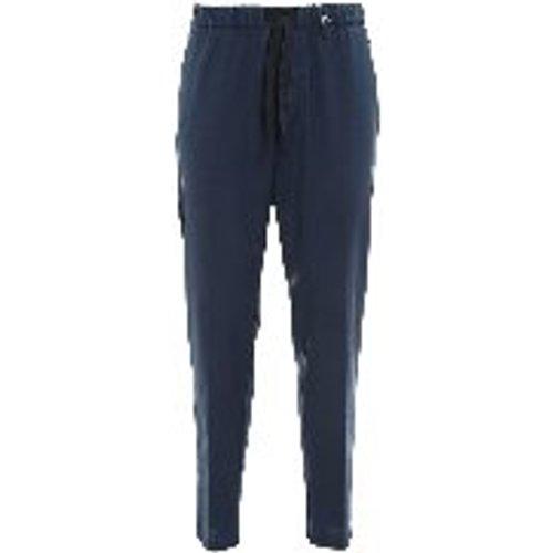 Pantalons Decontractes - Bleu - Myths - Modalova