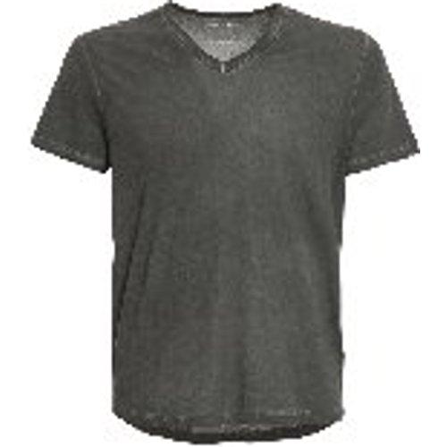 T-Shirt - Noir - majestic filatures - Modalova