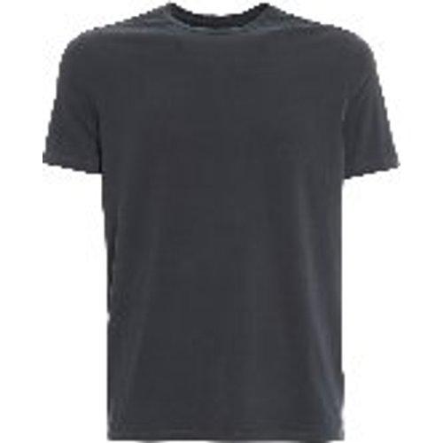 T-Shirt - Bleu - majestic filatures - Modalova