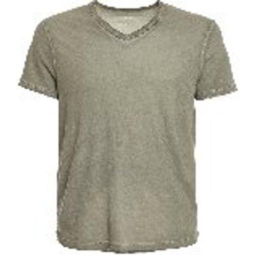 T-Shirt - Vert Fonce - majestic filatures - Modalova