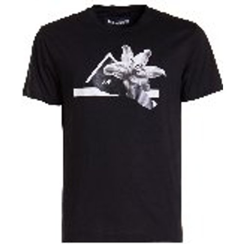 T-Shirt - Noir - LES HOMMES - Modalova