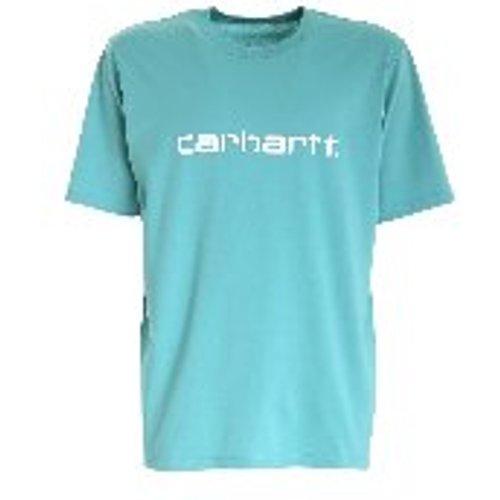 T-Shirt - Bleu Clair - Carhartt - Modalova