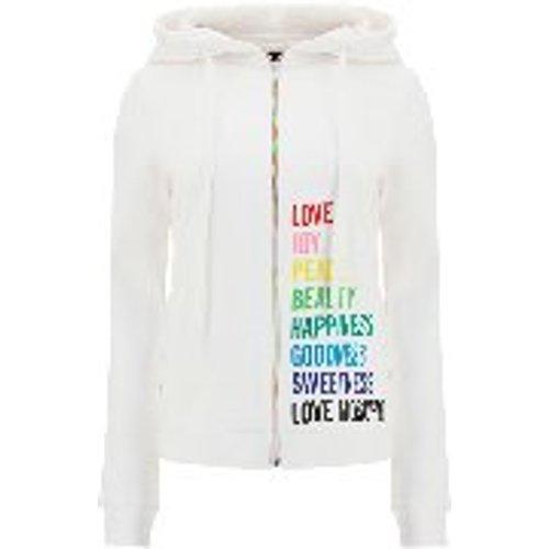 Sweat-Shirts - Blanc - Love Moschino - Modalova