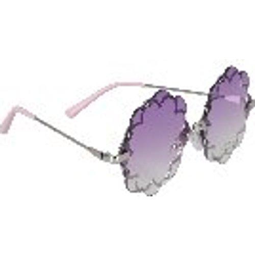Lunettes De Soleil - Violet - Monnalisa - Modalova