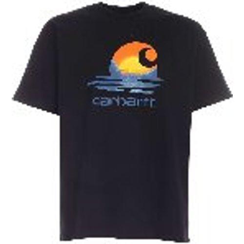 T-Shirt - Lagoon - Carhartt - Modalova