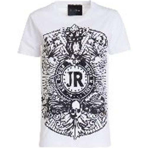 T-Shirt - Blanc - John Richmond - Modalova