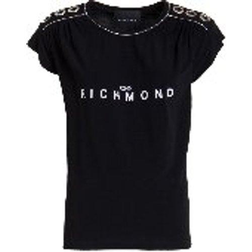 T-Shirt - Noir - John Richmond - Modalova