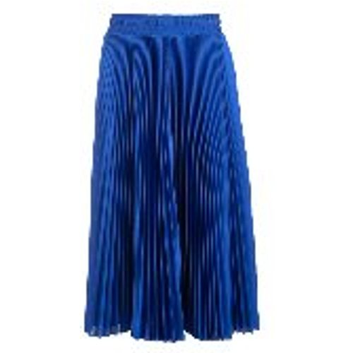 Jupe Midi - Bleu - Balenciaga - Modalova