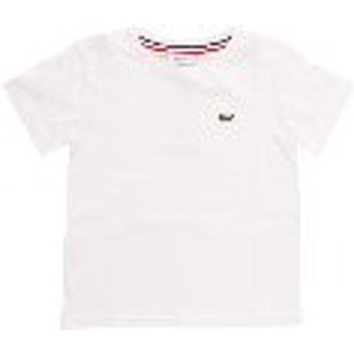 T-Shirt - Blanc - Lacoste - Modalova