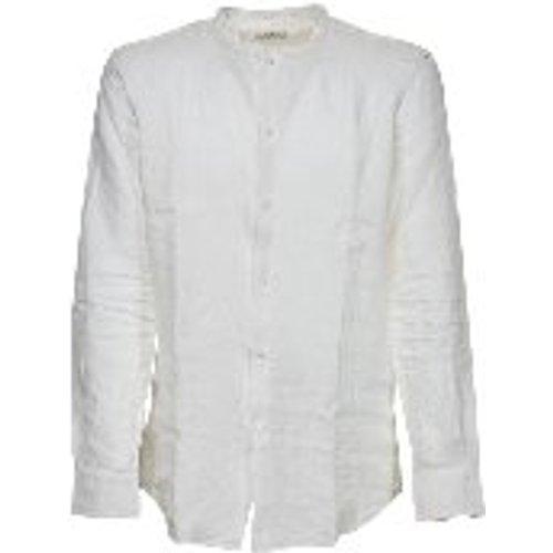 Chemise - Blanc - Paolo Pecora - Modalova