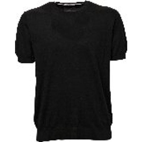 T-Shirt - Noir - Paolo Pecora - Modalova