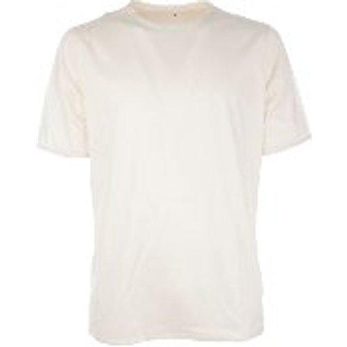 T-Shirt - Blanc - Kiton - Modalova