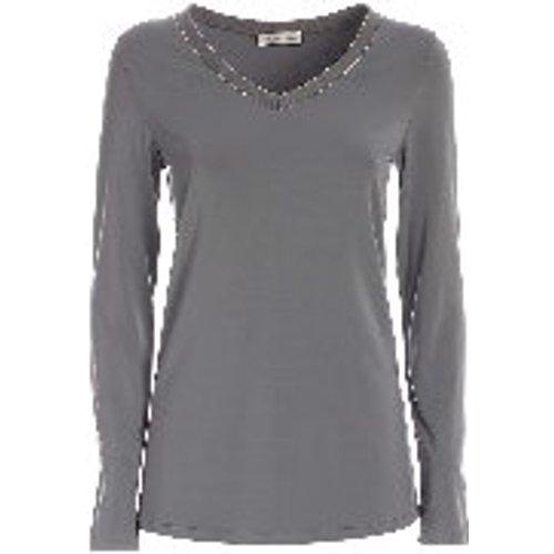 T-Shirt - Gris - Le Tricot Perugia - Modalova