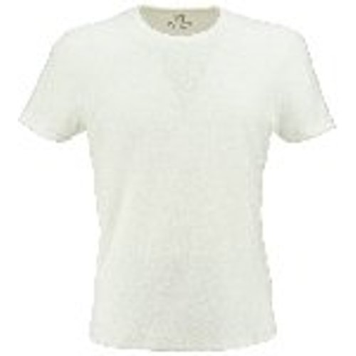 T-Shirt - Blanc - majestic filatures - Modalova