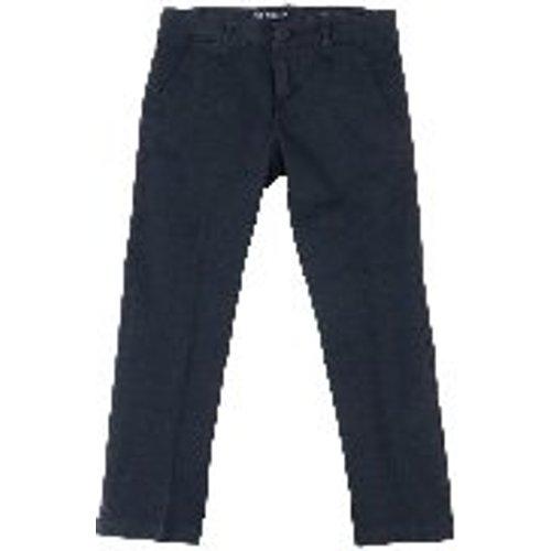 Pantalons Decontractes - Bleu Fonce - JECKERSON - Modalova