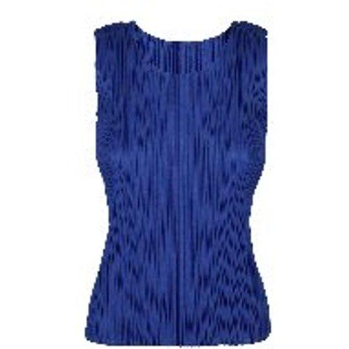 Top - Bleu - Pleats Please - Modalova