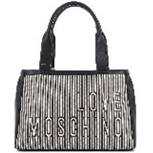 Sac De Bowling - Noir - Love Moschino - Modalova