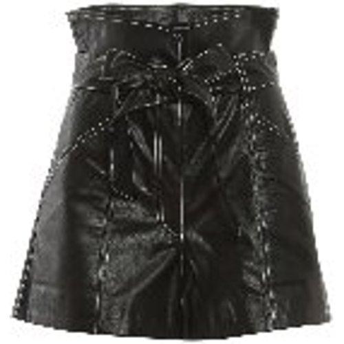 Pantalons En Cuir - Noir - Twinset - Modalova